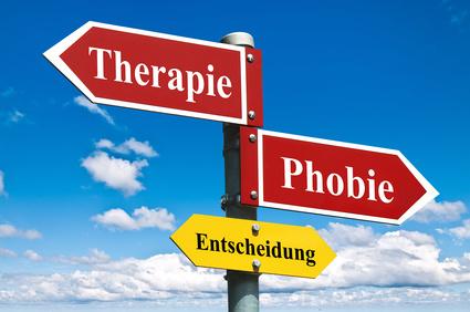 Angst Störungen sind mit einer Psychotherapie gut in den Griff zu bekommen